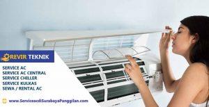 Cara Mudah Cuci AC Sendiri Tanpa Tukang AC