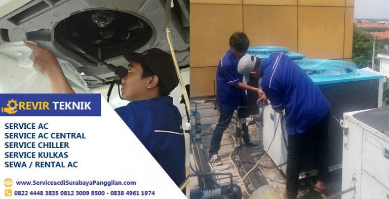 Service AC Surabaya - Cuci AC - Isi Freon AC